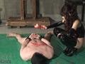 絶対服従を誓い玩具にされるマゾ男 7