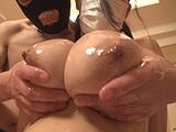 【個撮】Jカップ爆乳若妻・オイルヌルテカ肉感三昧