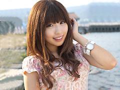 【エロ動画】Gyu! 真正中出しラブリーデート 藤崎莉雨のエロ画像