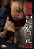 痴漢記録日記 vol.12
