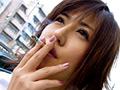 日常的に猥褻な艶女の喫煙フェチ 南原香織