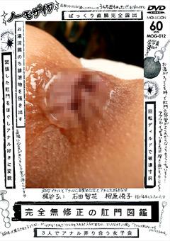 完全無修正の肛門図鑑