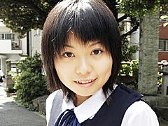 【真咲めい動画】制服少女だまし撮り-真咲めい-女子校生