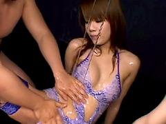 ぬるぬる 今野梨乃:ウェット&メッシー