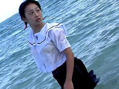 Ayukawa Selection Vol.1 濡れたセーラー服