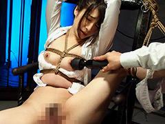 【エロ動画】縛り拷問 黒マラと縄女 中里美穂のエロ画像