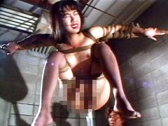 【エロ動画】恥さらしの女+エネマの快楽3 南田カリイのエロ画像