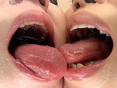 唾液:ダブルバーチャルレズベロキス 2