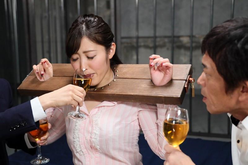 最後の晩餐 剃毛女社長 水野朝陽