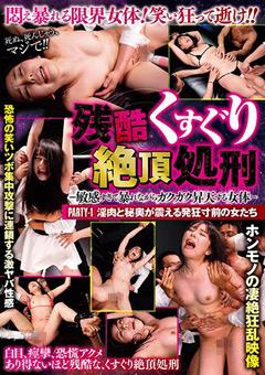「残酷くすぐり絶頂処刑 淫肉が震える発狂寸前の女たち」のサンプル画像
