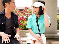 韓流美女ゴルファーがまさかの!?19番ホールでAV出演。