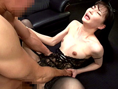 ヤリマン天使・あいかちゃんに激イカせ生中出しSEX!!
