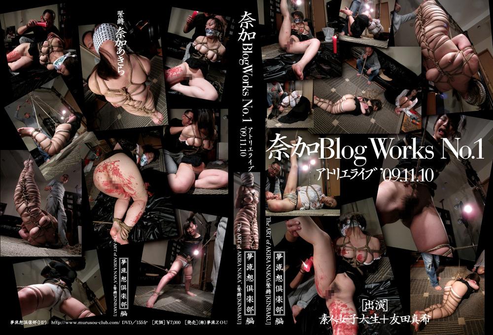 奈加BlogWorks No1 アトリエライブ'091110