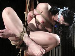 【エロ動画】美帆烈縛囚縄 四 美帆のエロ画像