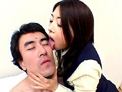 【エロ動画】淑女・超舐めのエロ画像