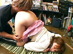 【エロ動画】東京交尾天国 act.4 予備校学生まゆのエロ画像