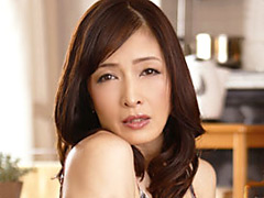 【エロ動画】夫には見せない別の顔 誘惑妻 寺崎泉の人妻・熟女エロ画像