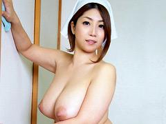 DUGA - こちら全裸家政婦派遣所 巨乳課 葉月奈穂です。
