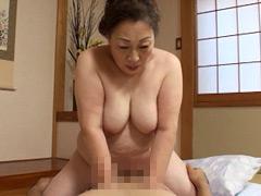 【エロ動画】閉経後の還暦・古希熟女の乾いたマ●コに膣中●し!のエロ画像