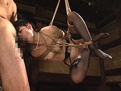 【エロ動画】緊縛近親遊戯 えげつない縄調教に堕ちた娘たち…のエロ画像