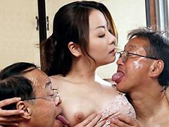 調教されるおやじたち 女大家の強制猥褻ボロアパート