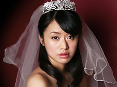 【大島優子】激似AV女優:汚れたウェディングドレス2 ~縛られた花嫁~