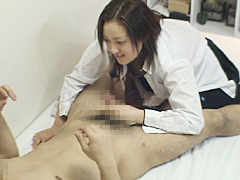 シミパン女子校生このみ18才&絶頂ラージOL睦美