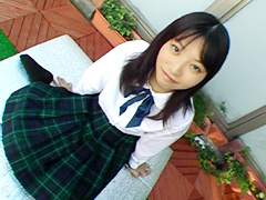 完全素人娘 身体も性格も素直 女子校生 琴美 18才