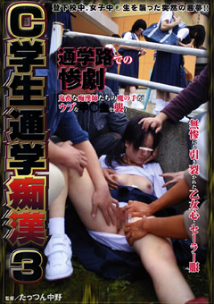 C学生通学痴漢3