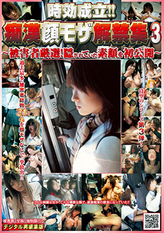 時効成立!!痴漢顔モザ解禁集 3 ~被害者厳選!隠されていた素顔を初公開~