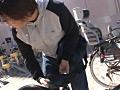 自転車の椅子に媚薬を塗られ通学路でも我慢できずサドルオナニーをするほど発情しまくる女子校生 3 5