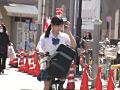 自転車の椅子に媚薬を塗られ通学路でも我慢できずサドルオナニーをするほど発情しまくる女子校生 3 8