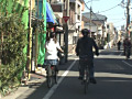 自転車の椅子に媚薬を塗られ通学路でも我慢できずサドルオナニーをするほど発情しまくる女子校生 3 9