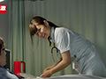 布団の中の密着ピストンで膣奥を突かれ発情した看護師