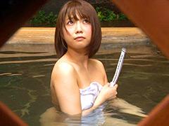 【エロ動画】戸田真琴ちゃんタオル一枚男湯入ってみませんか?HARDのエロ画像