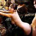 素人・ハメ撮り・ナンパ企画・女子校生・サンプル動画:混浴温泉で乳吸い責めに欲情した女は中出しを拒めない