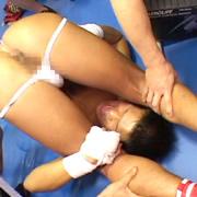 調教 野郎ボクシングジム 身体検査 アナルトレーニング