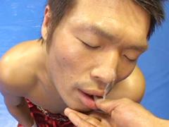 調教 野郎ボクシングジム「人間サンドバック/精子プロテイン」