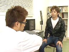 【ゲイ動画】ノンケ喰い病院-24時0分~10分
