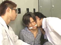 【ゲイ動画】ノンケ喰い病院-24時50分~60分