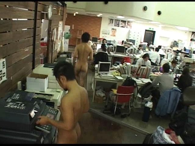 SOD男子社員 「企画会議(撮影講習)~全裸企画」