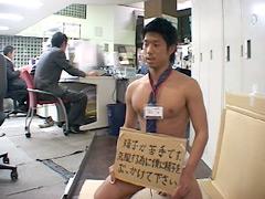 【ぶっかけ】SOD男子社員2「苦手克服2」
