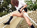 [露出動画]野外羞恥女子校生1-画像5