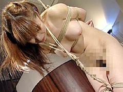 【エロ動画】乱田舞×縛虐天使のエロ画像