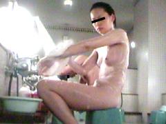 銭湯で女体撮り