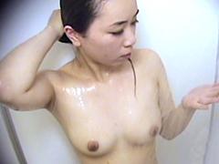 盗撮 新水着ギャル痴態 シャワー・ボディ洗い編2