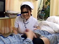 【エロ動画】センズリを見る看護婦たち Vol.4のエロ画像