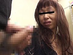 【エロ動画】熟したどすけべ女のセンズリ鑑賞のエロ画像