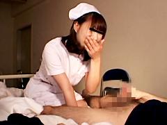 【エロ動画】センズリを見る看護婦たち Vol.5のエロ画像