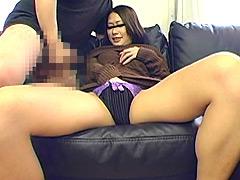 【エロ動画】募集で来た淫らな美熟女と濃厚相互オナニー Vol.4のエロ画像
